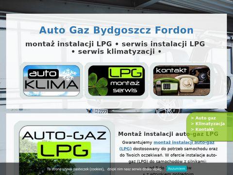 Gaz-auto.bydgoszcz.pl instalacje LPG