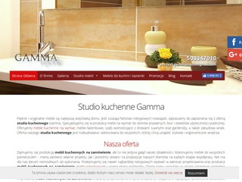 Gamma meble