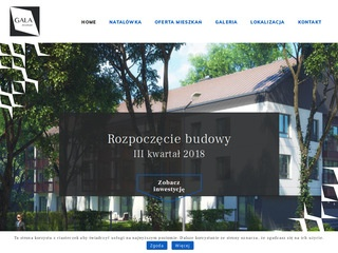 Galadeweloper.pl mieszkania Milanówka
