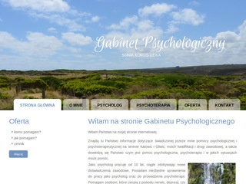 Gabinet-psycholog.pl Gliwice