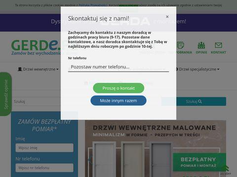 Gerde.pl drzwi wejściowe Wrocław