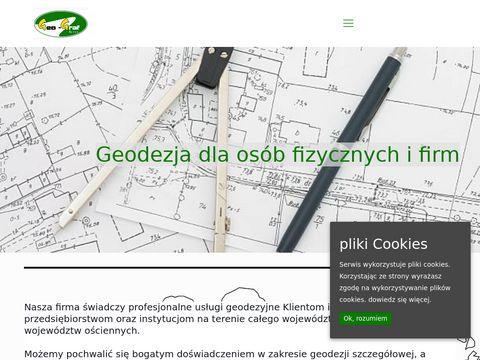 Geo-Graf pomiary budynków Gorzów