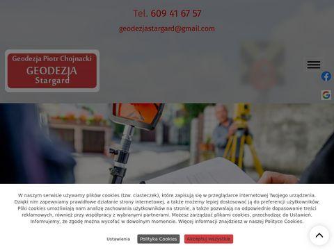 Geodezjastargard.pl