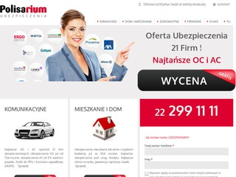 Generali.net.pl - ubezpieczenia domów