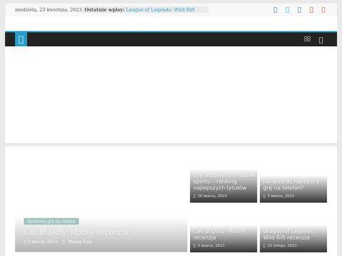 Grynatelefon.net dotykowy