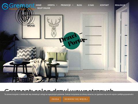 Gremont.pl drzwi zewnętrzne