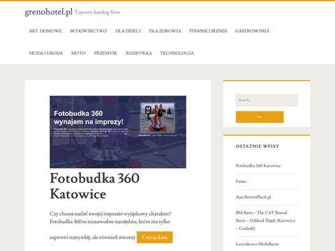 Grenohotel.pl spa w karpaczu