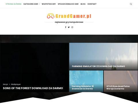 Grandgamer.pl - gry planszowe