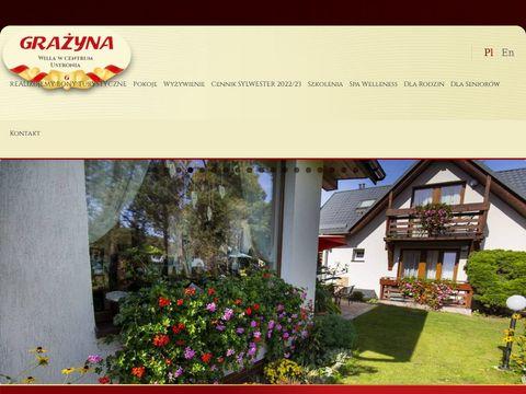 Grazyna.ustron.pl willa