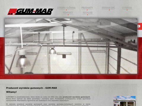Gum-mar.pl odboje gumowe