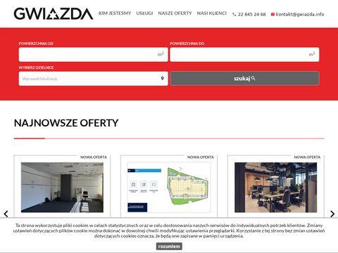 Gwiazda.info biura do wynajęcia Żoliborz