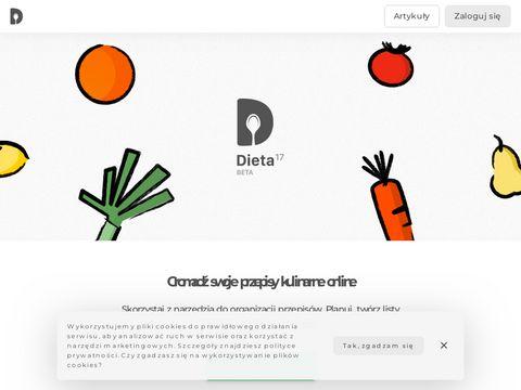 Dieta17.pl aplikacja