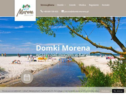 Domki-morena.pl