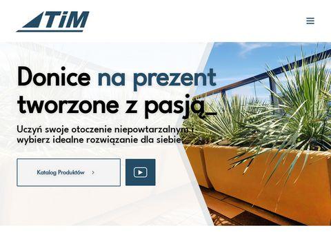 Donice-tim.pl donice na wymiar