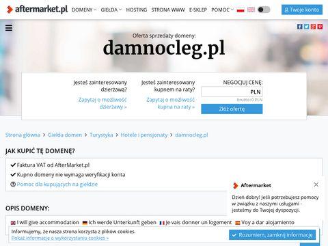 Damnocleg.pl noclegi Międzyzdroje