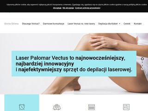 Depilacjavectus.pl laserowa