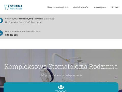 Dentysta-sosnowiec.pl