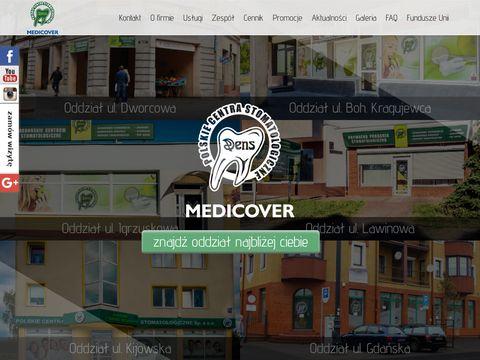 Dens.com.pl leczenie zębów Solec Kujawski