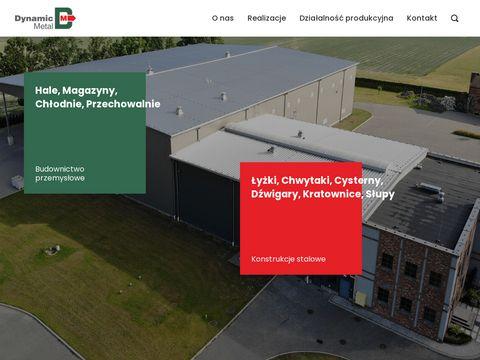 Dynamic Metal wóz asemizacyjny