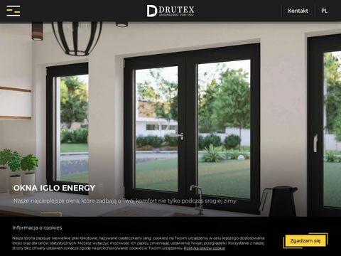 Drutex S.A. okna plastikowe