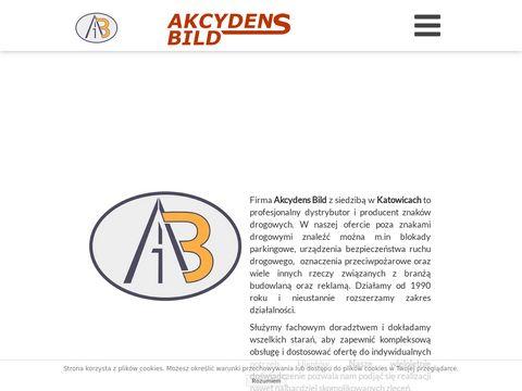 Akcydens Bild Znaki drogowe