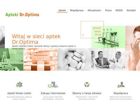 Droptima.pl - apteka online