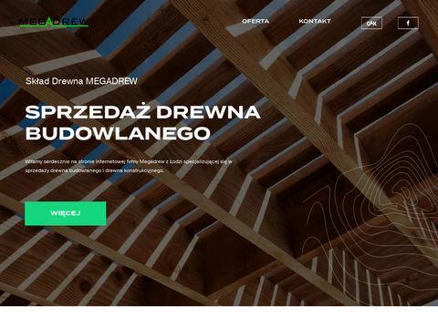Megadrew łaty dachowe Łódź