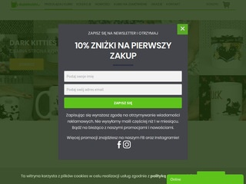 Duzekubki.pl personalizowane