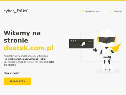 Duetek.com.pl rolety drewniane Kielce
