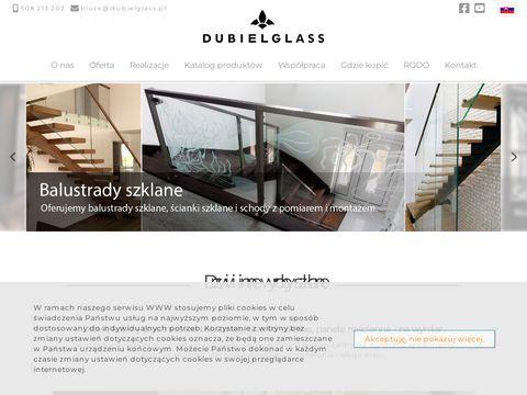 Dubiel Glass szyba do mebli