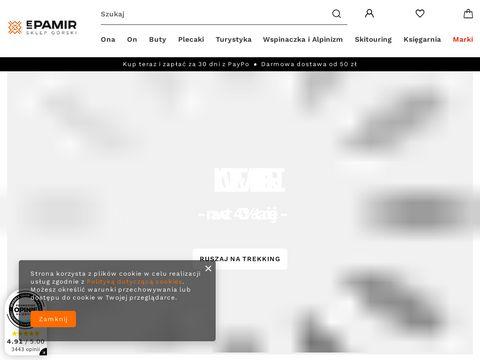 E-pamir.pl sklep trekkingowy