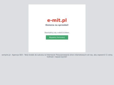 E-mit.pl Inkubator przedsiębiorczości