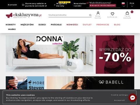 Bodystocking - Ekskluzywna.pl