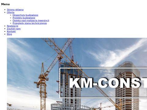 KM-Construction projekty wykonawcze