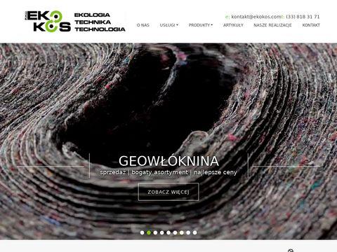 Ekokos.com.pl folia basenowa