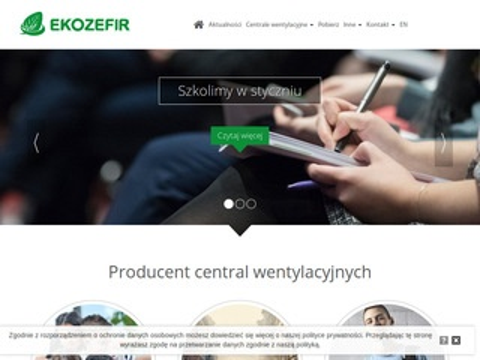 Ekozefir.pl rekuperatory