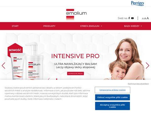 Emolium.pl atopowe zapalenie skóry