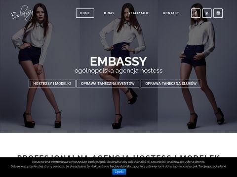 Embassy.com.pl agencja hostess Warszawa