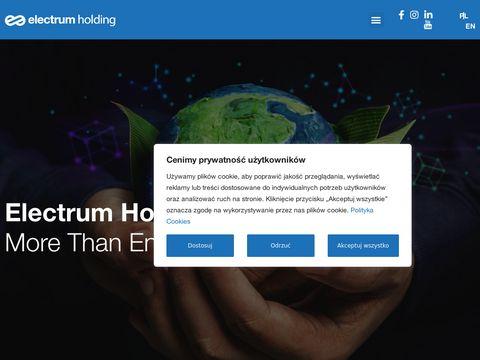 Electrum.pl instalacje elektryczne, energetyka