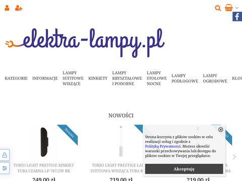 Elektra-lampy.pl sklep