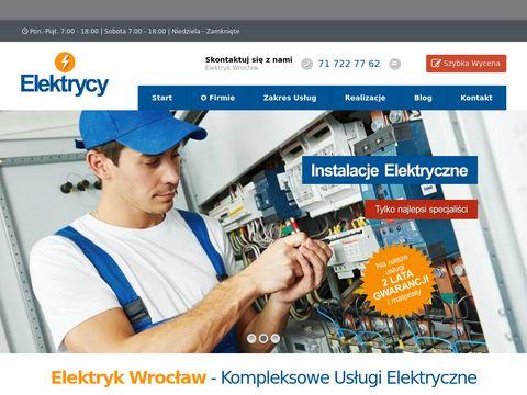 Elektrycy-wroclaw.pl