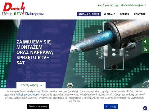 Elektrykkarsin.pl Daniel instalacje alarmowe