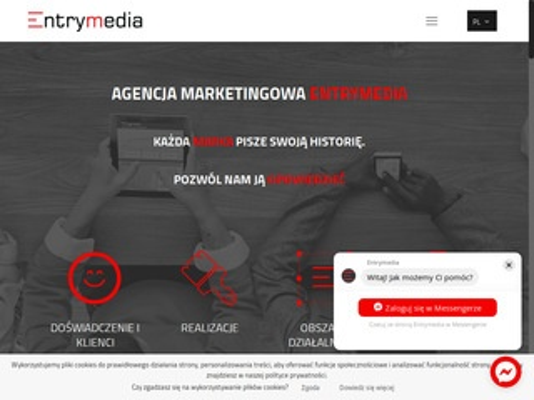 Entrymedia agencja marketingowa