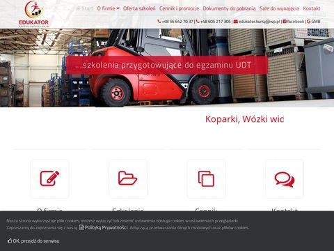 Edukatorkursy.pl zawodowe Świecie