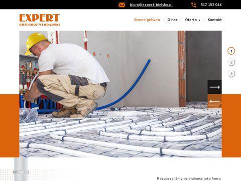 Expert-bielsko.pl instalacje centralnego ogrzewania