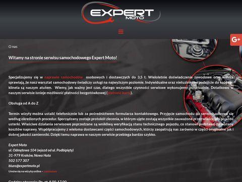 Expertmoto.pl auto serwis