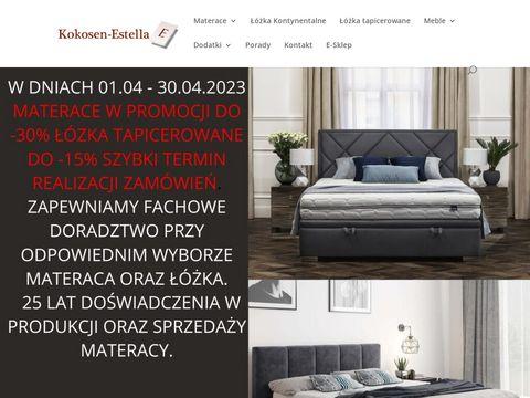 Estella-materace.pl