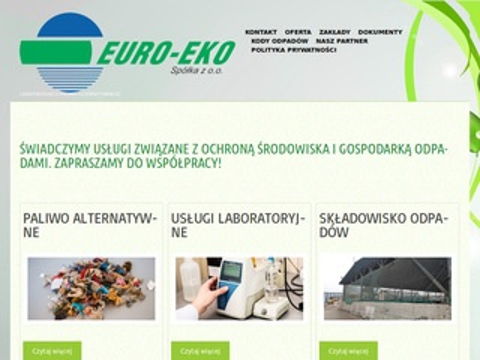 Euro-Eko recykling