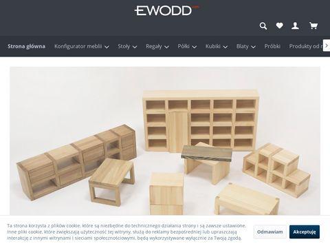 Ewodd regał na wymiar