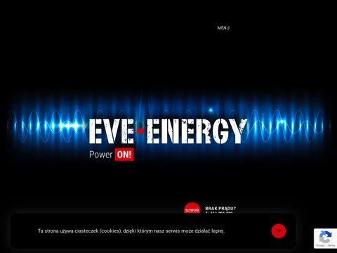 Eve-energy.pl agregaty prądotwórcze - kompleksowo